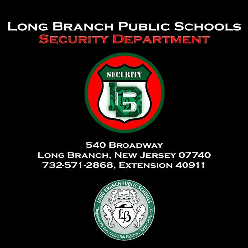 Security / Emergency Drill Schedule 2019-2020