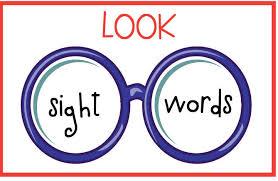 ELA K-5 / DOLCH Sight Word Lists
