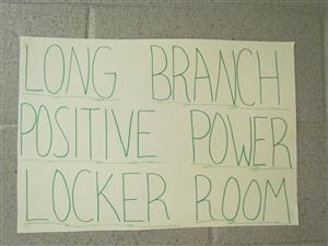 Positive Power Locker Room